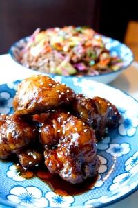 Vegan Korean Fried Cauliflower | SoCo Vedge - Vegan Food Delivery Service | Narragansett, Rhode Island