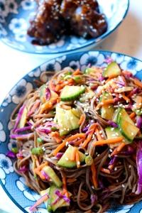 Vegan Indonesian Noodle Salad | SoCo Vedge - Vegan Food Delivery Service | Narragansett, Rhode Island