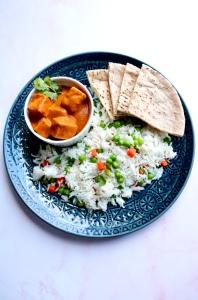 Vegan Tofu Tikka Masala | SoCo Vedge - Vegan Food Delivery Service | Narragansett, Rhode Island
