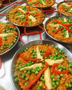 Vegan Vegetable Paella | SoCo Vedge - Vegan Food Delivery Service | Narragansett, Rhode Island