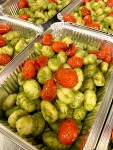 Vegan Pesto Gnocchi | SoCo Vedge - Vegan Food Delivery Service | Narragansett, Rhode Island