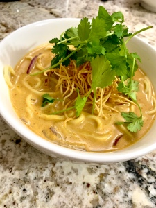 Vegan Khao Soi | SoCo Vedge - Vegan Food Delivery Service | Narragansett, Rhode Island