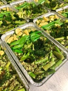Vegan Green Goddess Grain Bowl | SoCo Vedge - Vegan Food Delivery Service | Narragansett, Rhode Island