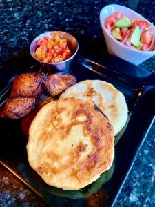 Vegan Colombian Arepas | SoCo Vedge - Vegan Food Delivery Service | Narragansett, Rhode Island