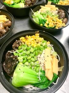 Vegan Shoyu Ramen | SoCo Vedge - Vegan Food Delivery Service | Narragansett, Rhode Island