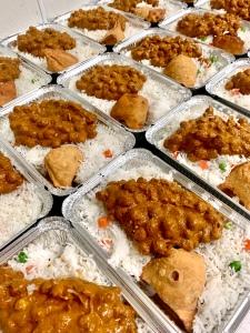 Vegan Chickpea Tikka Masala | SoCo Vedge - Vegan Food Delivery Service | Narragansett, Rhode Island