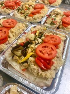 Vegan Pan Bagnat | SoCo Vedge - Vegan Food Delivery Service | Narragansett, Rhode Island