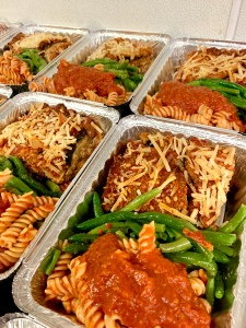 Vegan Eggplant Parmesan | SoCo Vedge - Vegan Food Delivery Service | Narragansett, Rhode Island