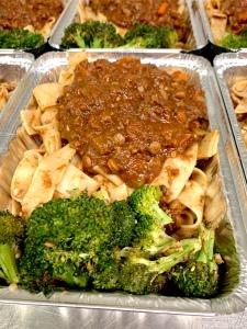 Lentil Bolognese | SoCo Vedge - Vegan Food Delivery Service | Narragansett, Rhode Island