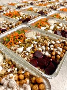 Mediterranean Ancient Grain Bowl | SoCo Vedge - Vegan Food Delivery Service | Narragansett, Rhode Island