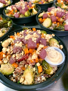 Harvest Buddha Bowl | SoCo Vedge - Vegan Food Delivery Service | Narragansett, Rhode Island
