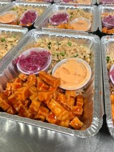 Korean Tofu | SoCo Vedge - Vegan Food Delivery Service | Narragansett, Rhode Island